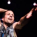 Greatest Hits (Simon Wehrli) @ Festival Performa Platforma, Maribor (Slovenia), 2014